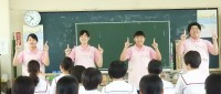 8 学科見学 保育①