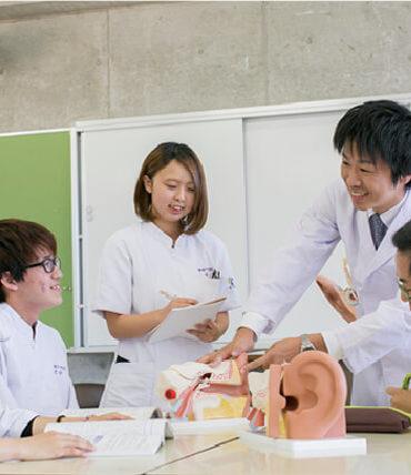 言語療法学科