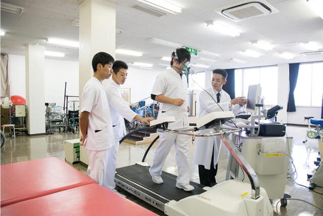 理学療法評価学(呼吸ガス分析)