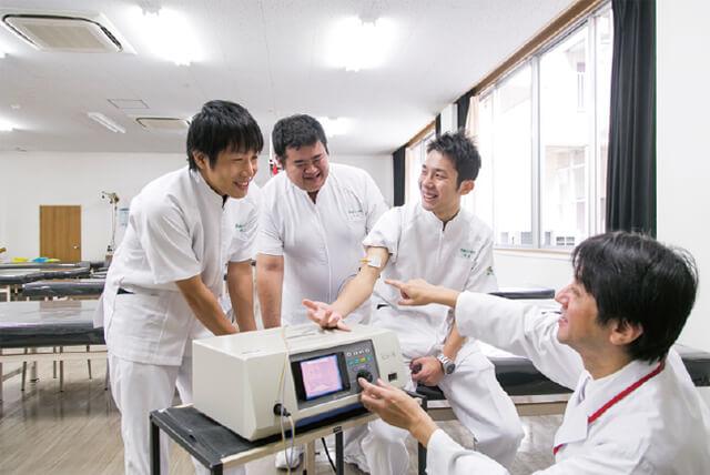 物理療法学(電気刺激療法)
